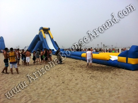 Hippo Water Slide Rentals California