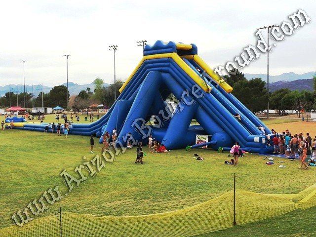 Hippo water slide rental Arizona, California, Nevada, Colorado, New Mexico