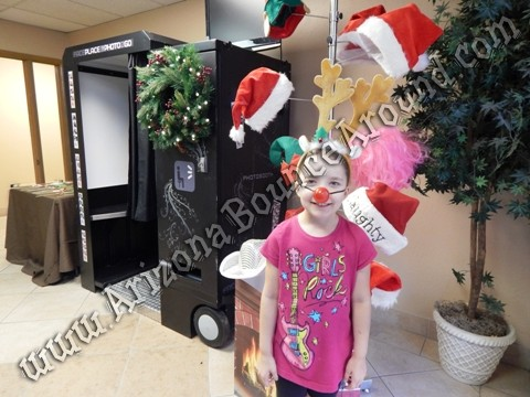 Holiday Photo Booth Rentals AZ