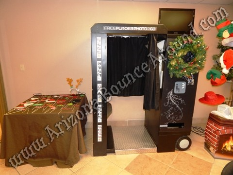 Holiday Photo Booth Rentals Chandler