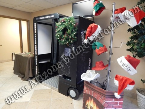Holiday Photo Booth Rentals Gilbert