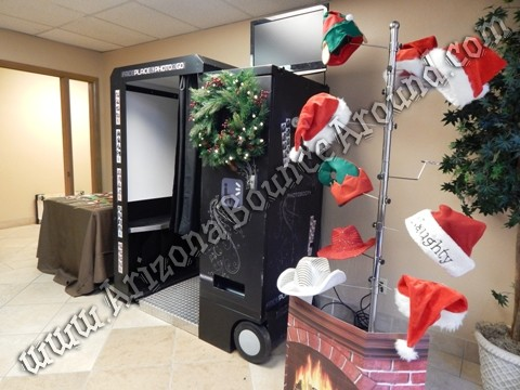 Holiday Photo Booth Rentals Phoenix AZ