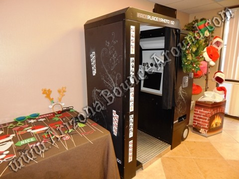 Holiday Photo Booth Rentals Scottsdale