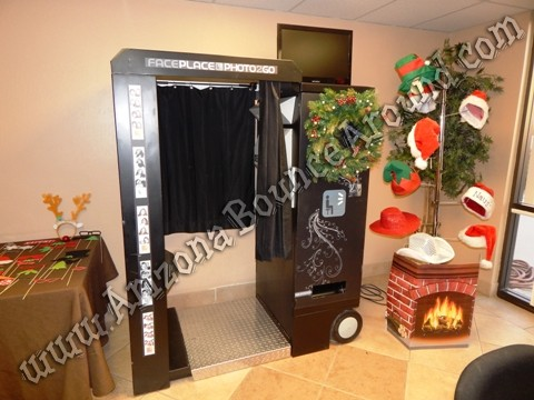 Holiday Photo Booth Rentals Tempe