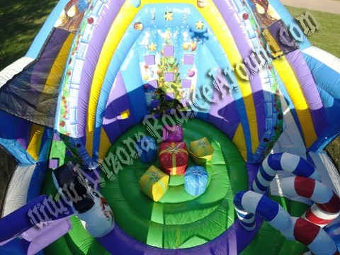 Holiday Themed Bounce House Rental Phoenix Arizona