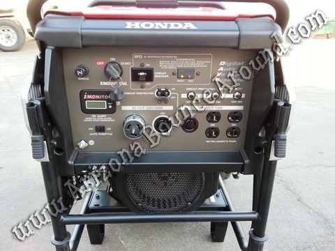 Honda 10,000 watt generator rental, Phoenix, Scottsdale, Arizona