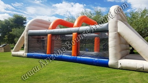 Inflatable Basketball Court Rentals in Arizona