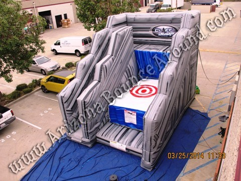 Inflatable Cliff Jump Rentals AZ