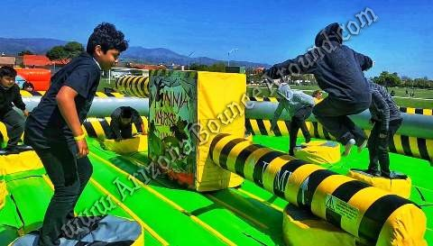 Inflatable Games For Rent In Phoenix, Scottsdale, Tempe, Mesa, Tucson, Arizona