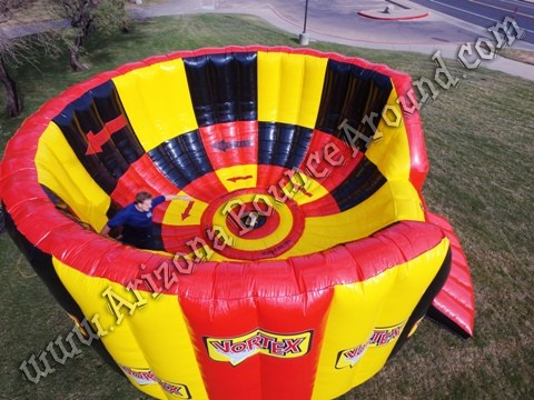 Inflatable Games for Adults - Games for company parties in Phoenix Arizona