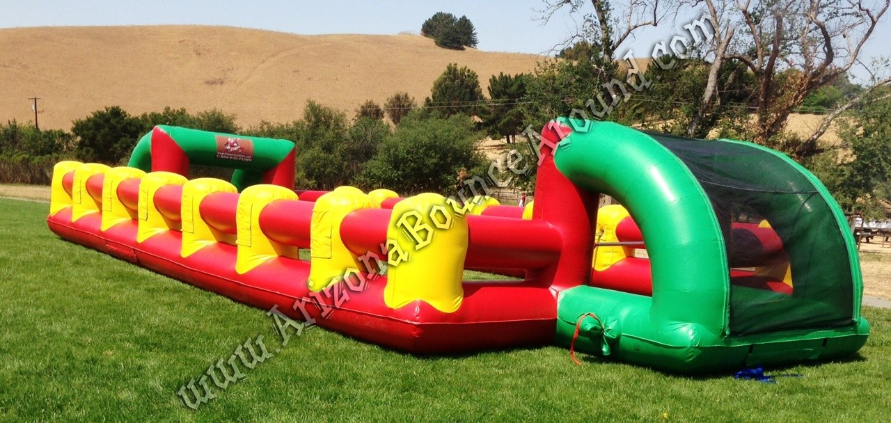 Inflatable Human Foosball Rental Phoenix