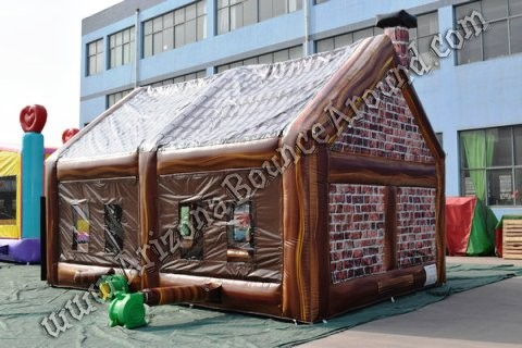Inflatable Irish Pub Rental Phoenix Arizona