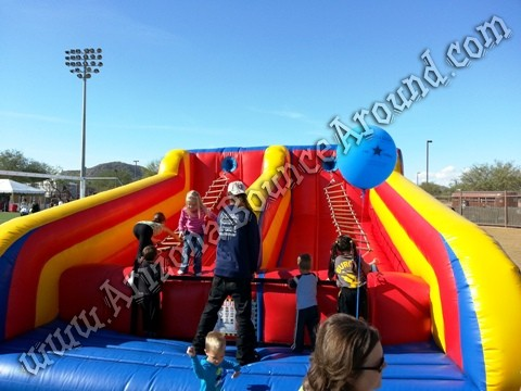 Inflatable Jacobs Ladder Rental