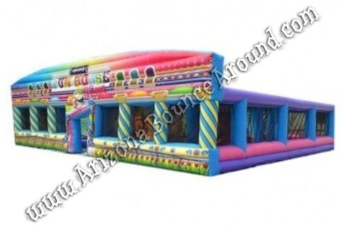 Inflatable Maze Rental AZ