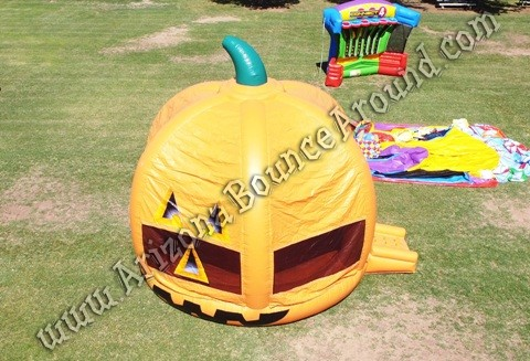 Inflatable Pumpkin Rental Phoenix Arizona