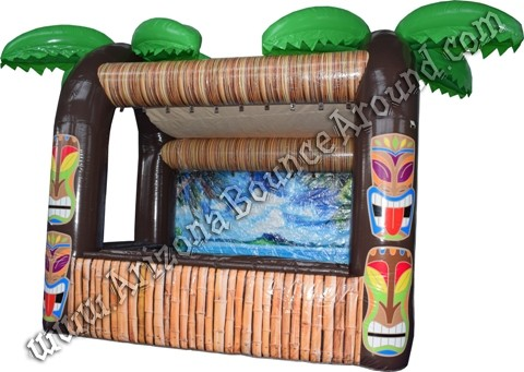 Inflatable Tiki Bar Rental Scottsdale Arizona