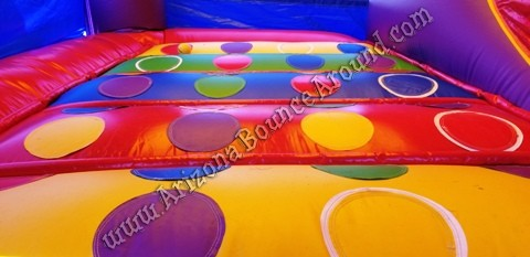 Inflatable Twister Game Rental Phoenix Arizona
