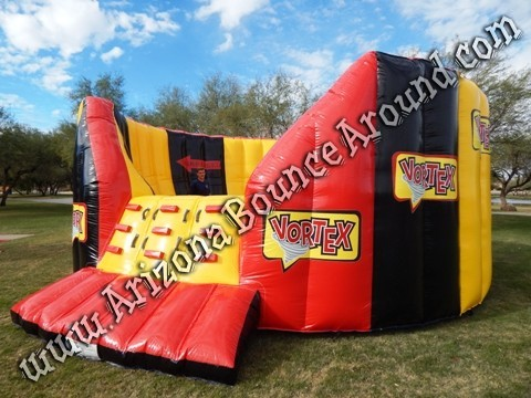 Inflatable Vortex Game Rental Phoenix Scottsdale  Arizona
