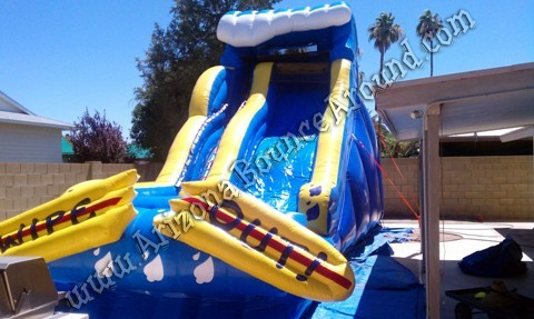 Inflatable Water Slide Rental - Phoenix AZ