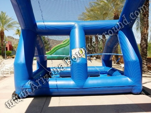 Inflatable Water Wars Game Rental, Phoenix, Arizona