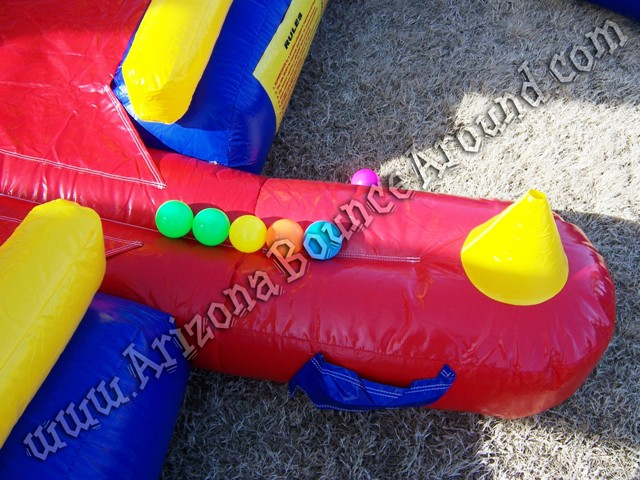 Inflatable baseball game rental Phoenix AZ CA