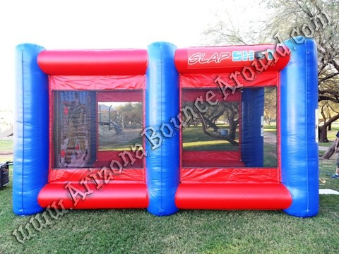 Inflatable hockey game rentals Arizona