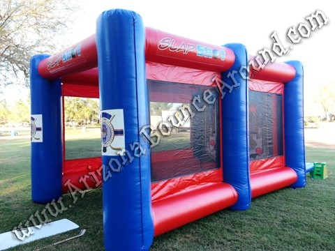 Inflatable hockey game rentals Phoenix Arizona