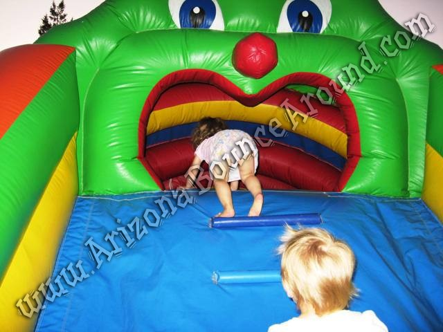 Inflatable obstacle course for toddlers Phoenix Scottsdale Arizona