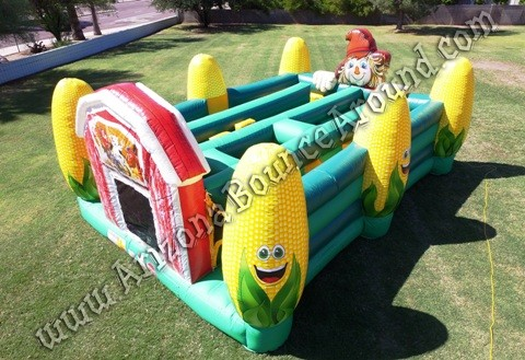 Inflatable rentals for fall festivals in Phoenix Arizona