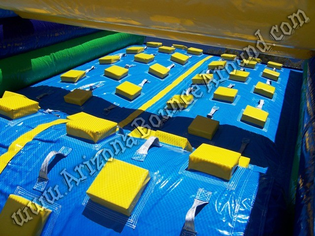 Inflatable rock wall rental Phoenix Arizona