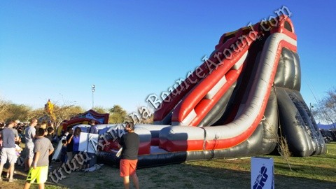 Inflatable slide rental Phoenix AZ