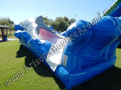 Inflatable slip n slide rental Phoenix Arizona
