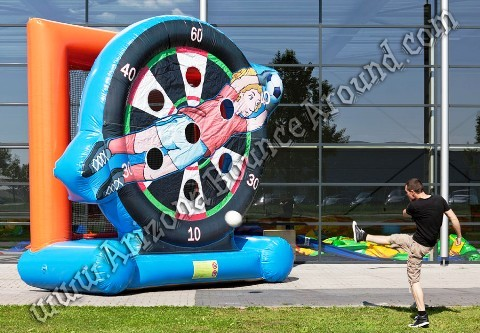 Inflatable soccer game rental Arizona