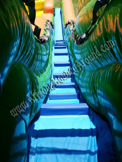 inflatable water slide rental scottsdale az