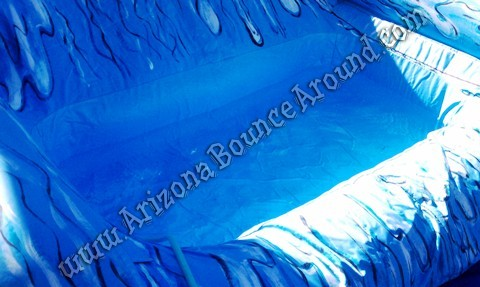 Inflatable water slide rentals for small children Scottsdale Arizona