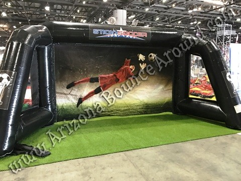 Inflatale Soccer Game Rental Phoenix Arizona