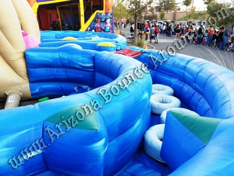 Inflatatable obstacle course rentals Phoenix AZ