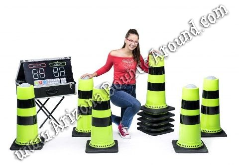 Interactive Cones Interactive - Games for parties Phoenix Arizona