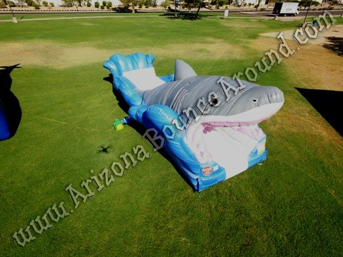 Jaws Slip n slide rental Phoenix AZ