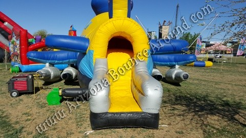 Jet bounce house rental Phoenix