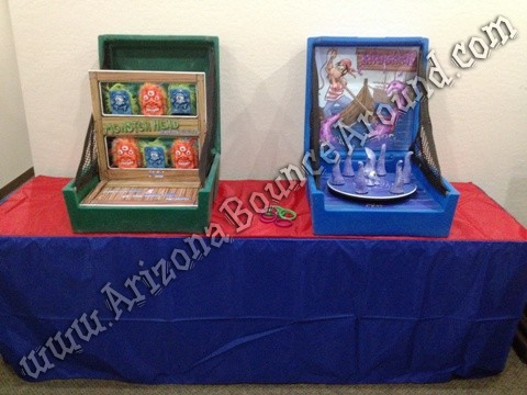Kids Carnival games for rent in Phoenix Arizona