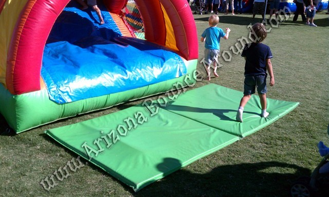Kids birthday party obstacle course rentals Phoenix Scottsdale Arizona