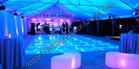 Light up dance floor rental Chandler Arizona