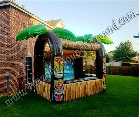 Luau Themed Bar rentals Phoenix Arizona
