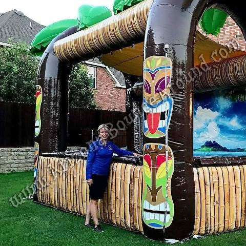 Luau Themed Bar rentals Scottsdale Arizona