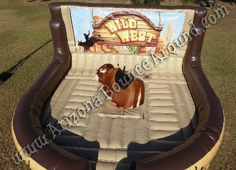 Mechanical Bull Rental Companies in Phoenix Arizona