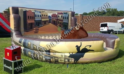 Mechanical Bull Rentals Phoenix Arizona