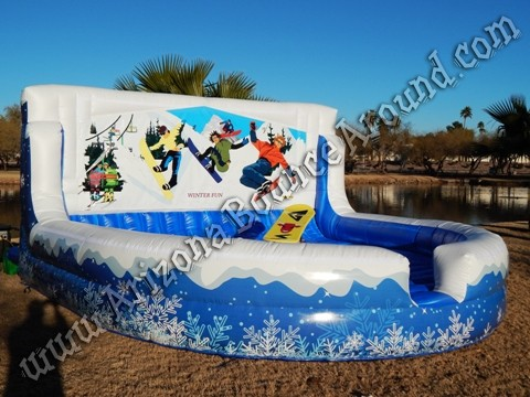 Mechanical Snow Board rentals Scottsdale Arizona