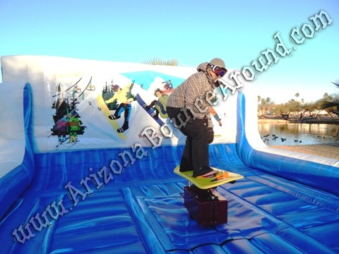 Rent Mechanical Snow Boards in Arizona
