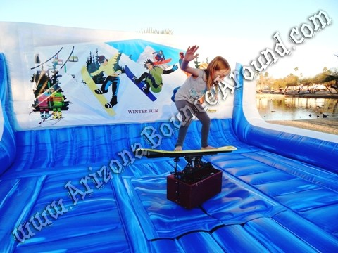 Snow Board party ideas for kids in Arizona
